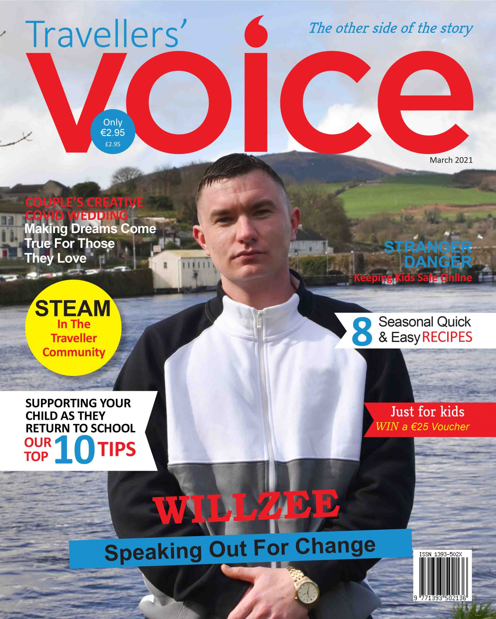 Travellers' Voice Magazine Annual Subscription – Digital