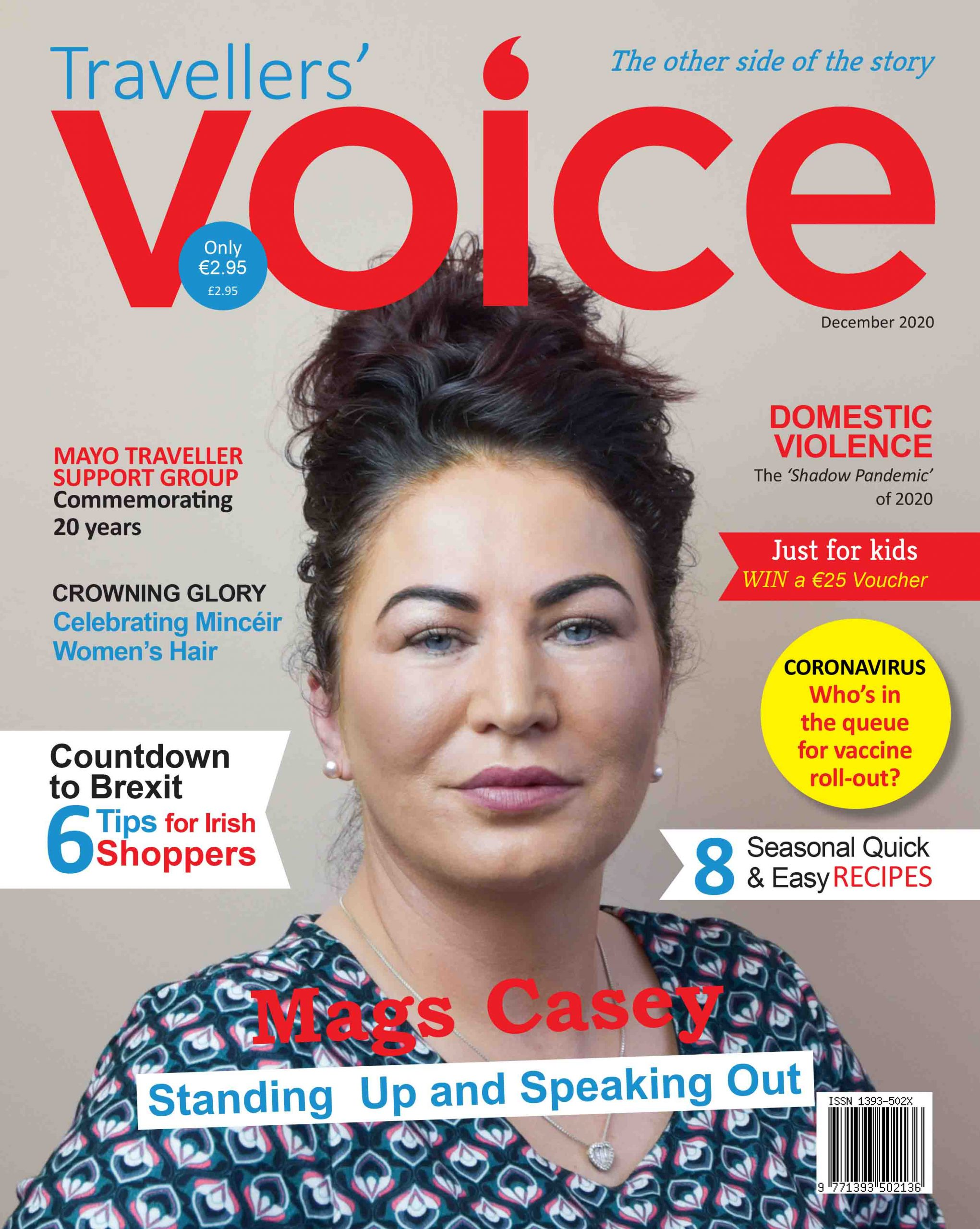 Travellers' Voice Magazine Annual Subscription – Print